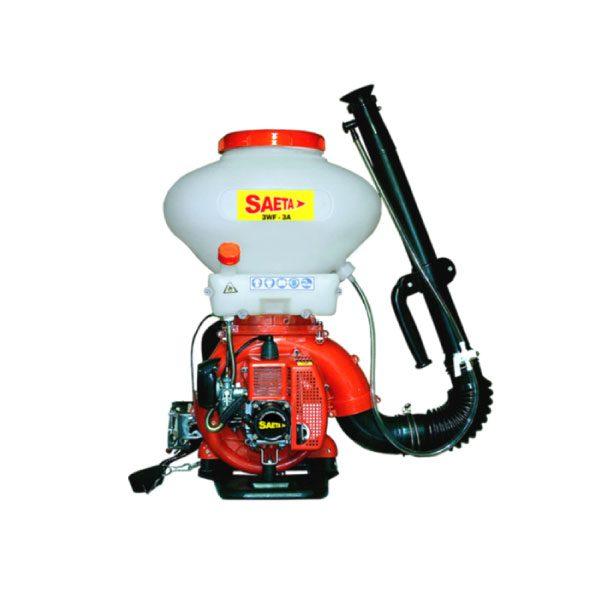 Fumigadora de Espalda a Motor SAETA 3WF3A
