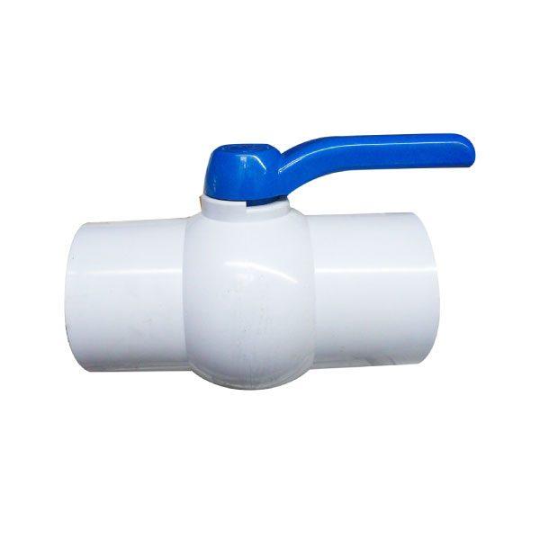 Válvulas PVC